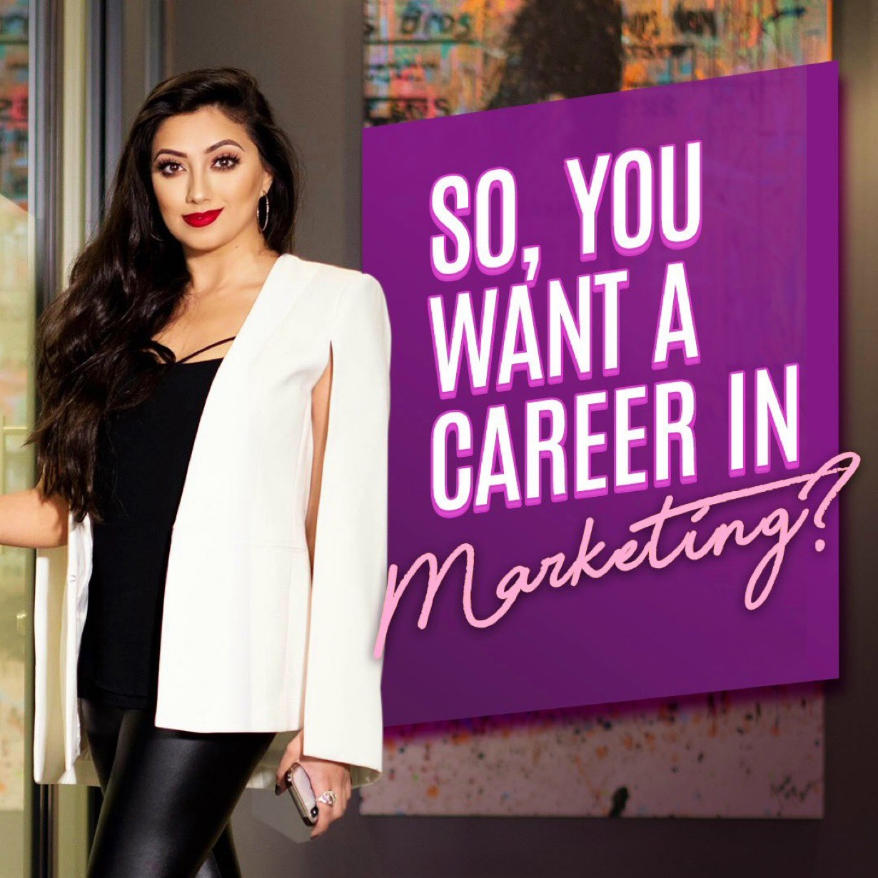 So, You Want A Career in Marketing?