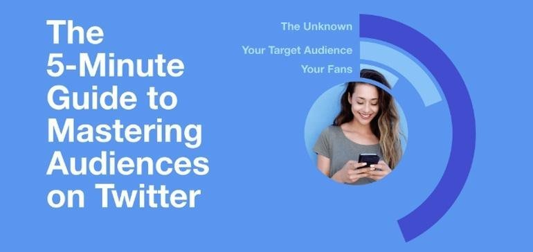 The 5-minute guide to mastering audiences on Twitter