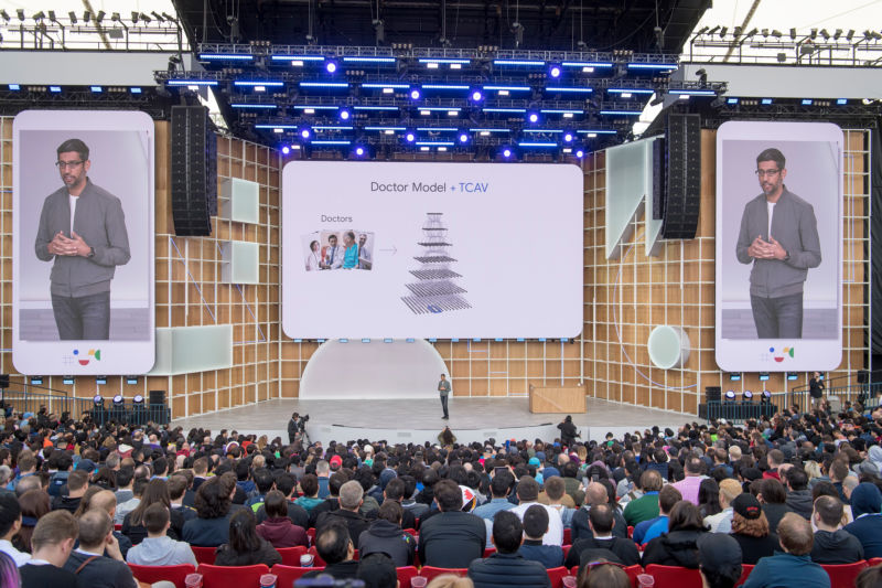 Why Google believes machine learning is its future