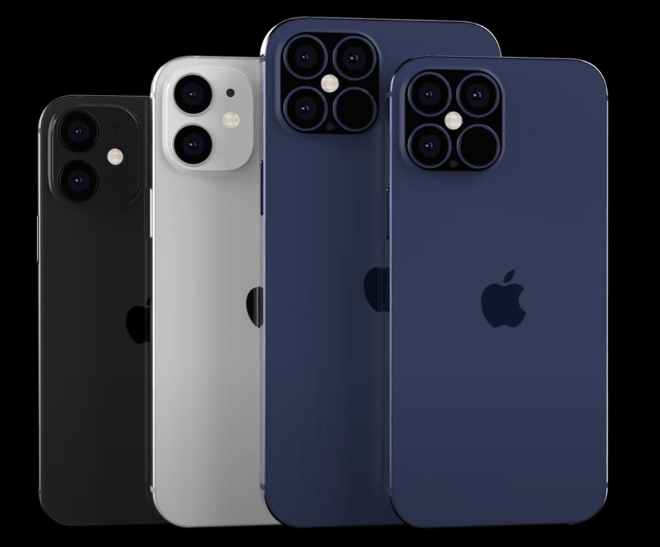 You are currently viewing Stunning iPhone 12 design reveals the new look we really want