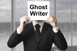Read more about the article TOP 10 REASONS TO USE A GHOSTWRITER