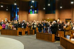 Praying with Pope Francis: A Multicultural Evening of Reflection and Prayer for Immigrants and Refugees