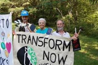 Transform Now Plowshares