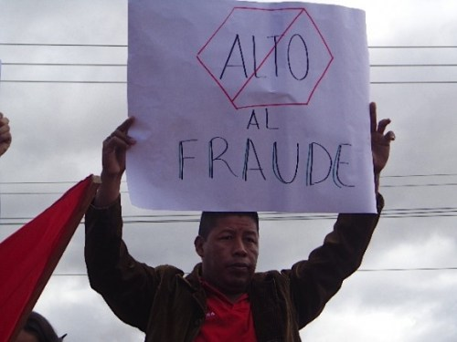 Honduras-protest-fraud1-e1386199946838