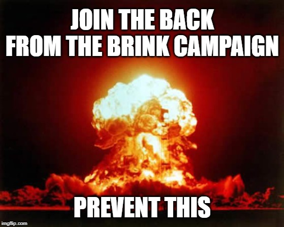 join the back from the brink campaign