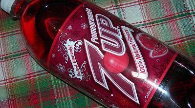 Pomegranate 7-up