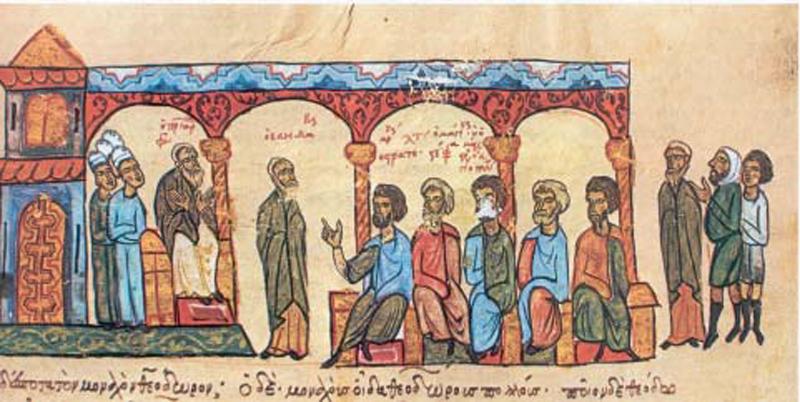 Retroscena Spirituali del Ritorno del Cristo nell'eterico (quinta parte)