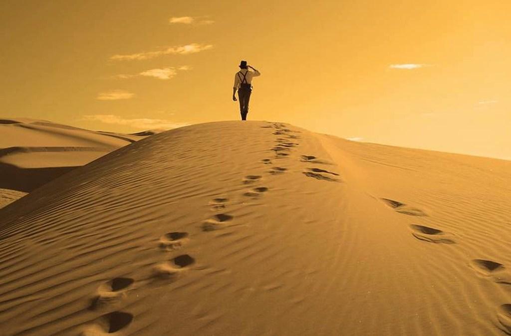 Viaggio nel Deserto della Solitudine