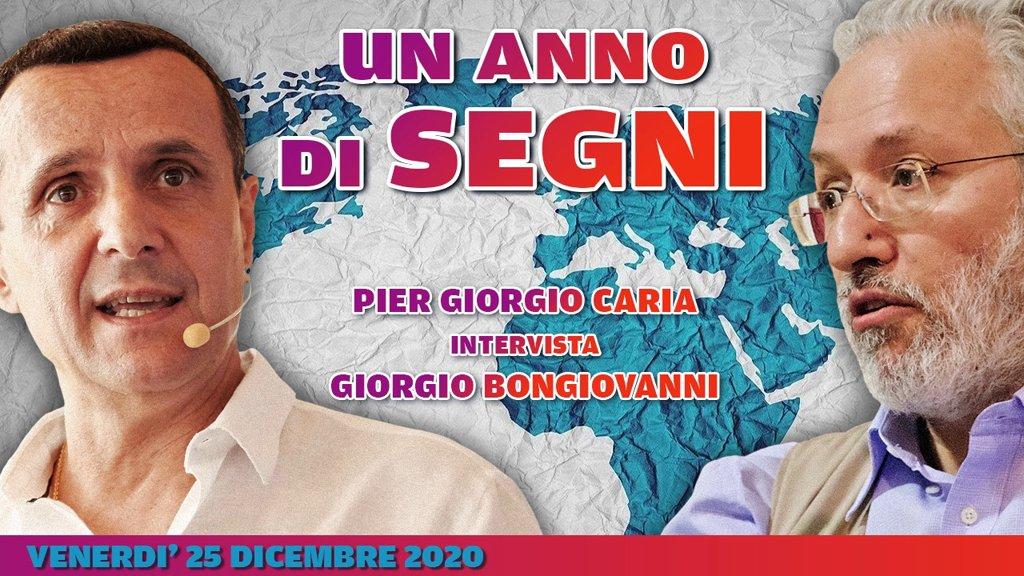 Un anno di segni, intervista a Giorgio Bongiovanni