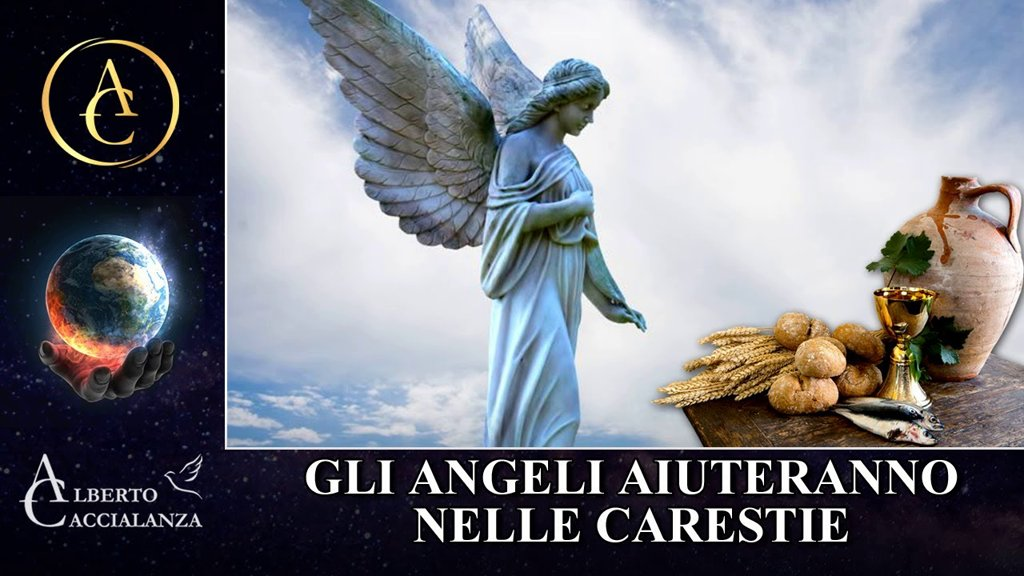 Gli Angeli moltiplicheranno il cibo