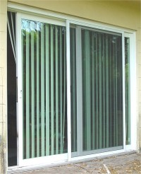 Security Screen Doors: Metal Security Front Sliding