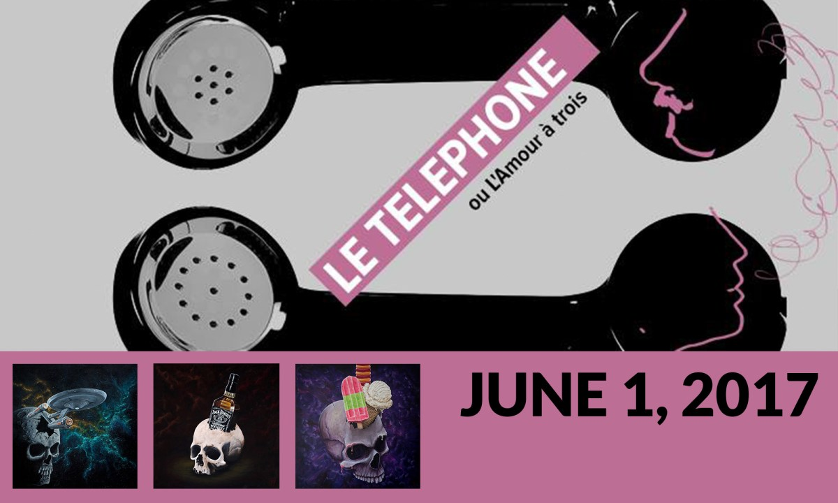 Le Téléphone - Hosted by Opéra Outside The Box