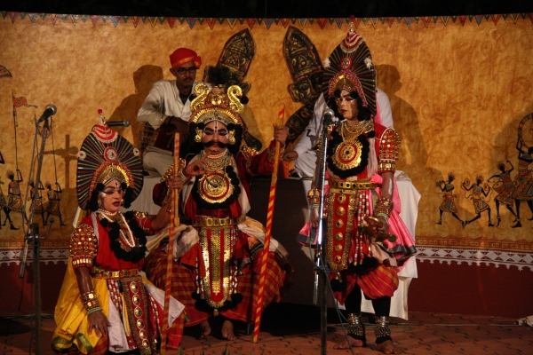Payaniga: Yakshagana: The war between Sudhanva and Arjuna