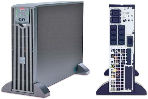 american power conversion apc surtd3000xli apc smart ups rack mount 3000va ups on line