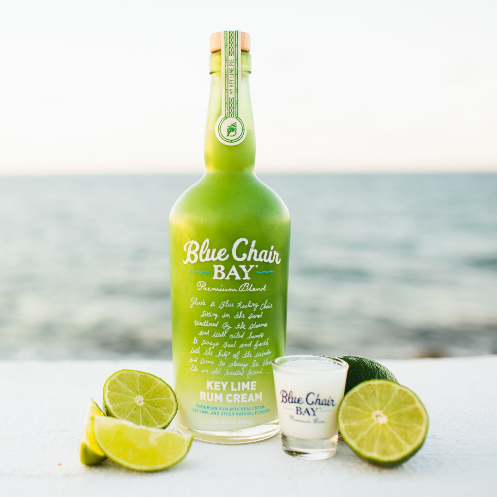Blue Chair Bay Coconut Rum Feel Like You 39re On A Beach With Blue Chair Bay 39s Key Lime