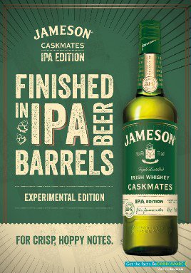 Image result for Jameson Caskmates IPA Edition