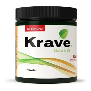 Krave Kratom Powder - Bali