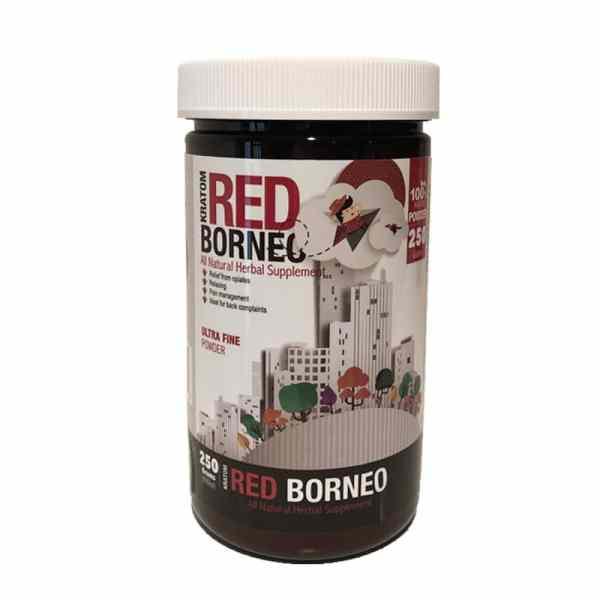 Bumble Bee Kratom Powder - Red Borneo