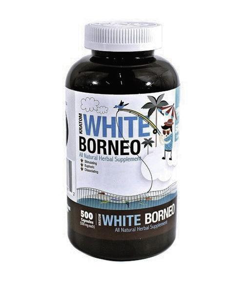 Bumble Bee Kratom Capsule - White Borneo