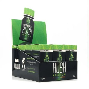 hush kratom full spectrum pack