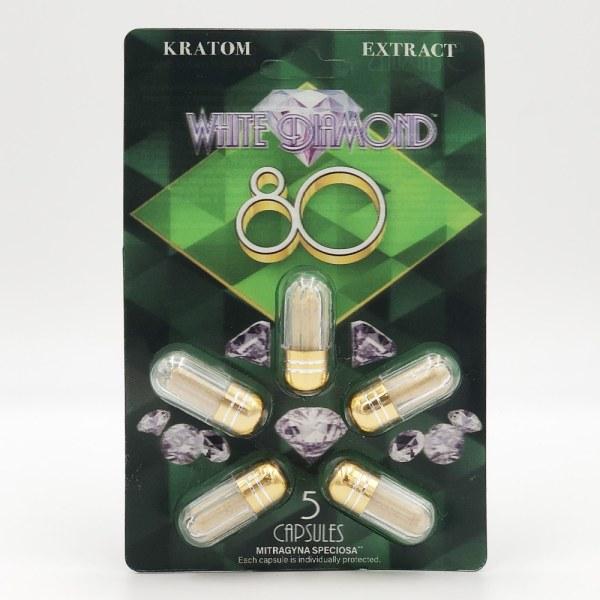 white diamond extract 80 5 capsules