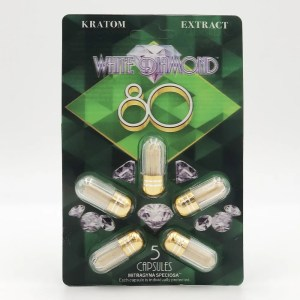 white diamond extract 80 5 capsules