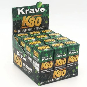krave k80 liquid shot