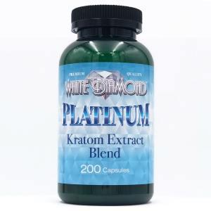 white diamond platinum extract blend 200 caps