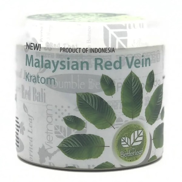 the better leaf malaysian red vein kratom