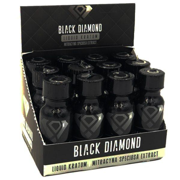 black diamond kratom shot