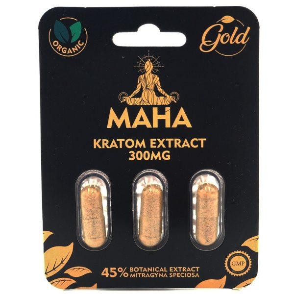 maha gold 3 caps