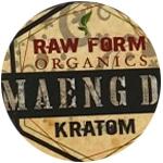 raw form organics logo