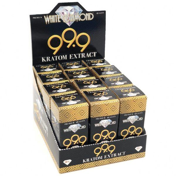 White Diamond Liquid Kratom Shot 99