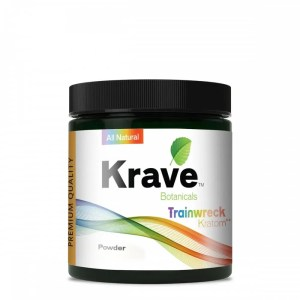 krave trainwreck powder