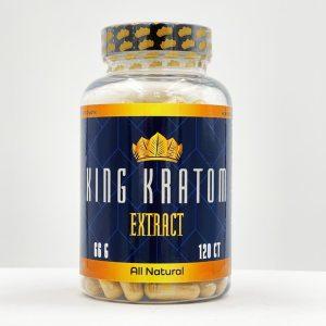 king kratom kratom extract capsules