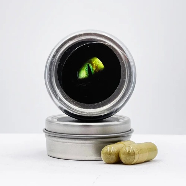 nodzilla extract kratom capsule