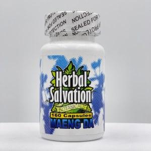 herbal salvation maeng da kratom capsules