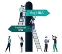 Roth IRA v Traditional IRA