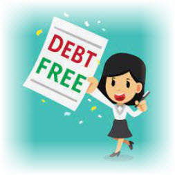 IRS Debt Free
