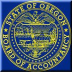 Oregon State Board of Accountancy.