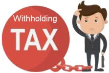 Mandatory Income Tax Withholding