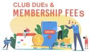 Club Dues and Membership Fees