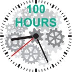 participate in the activity for more than 100 hours