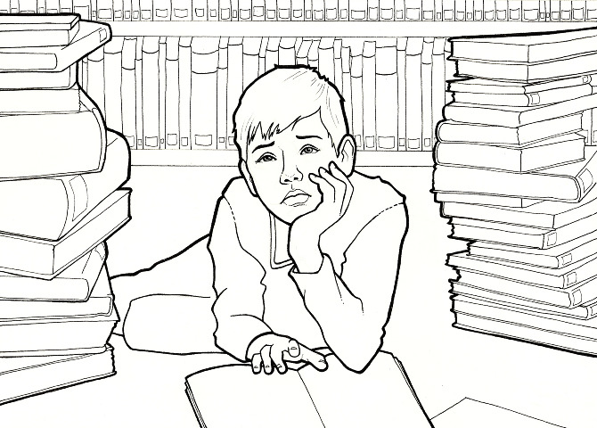 Dewey Decimal System Coloring Sheets Coloring Pages