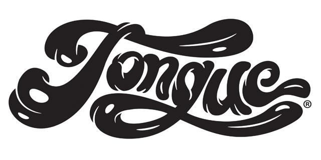 Tongue Logo  Luke Lucas  Typographer  Graphic Designer