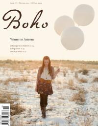 Boho Magazine - Trueblood Studio