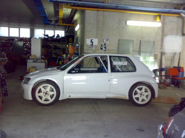 Peugeot 106 Maxi Matteo Brunello