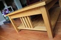 Next Oak Coffee Table Plans DIY Free Download rustic gun ...