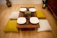 Low Asian Dining Table - Big Teenage Dicks