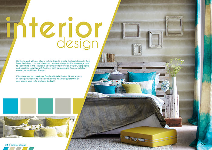 stephen blakely design promotional
